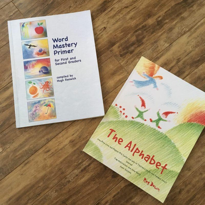 Waldorf homeschool books